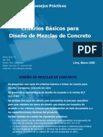 Consejo Práctico 01_DISEÑO CONCRETO
