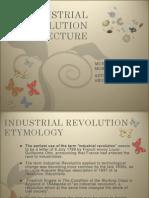 Industrial Revolution Ancient(Thahir,Illa)