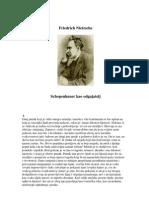 Friedrich Nietzsche - Schopenhauer Kao Odgajatelj