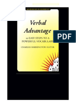 Verbal Advantage 10 Easy Steps to a Powerful Vocabulary