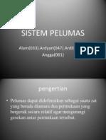 Sistem Pelumas