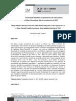 2012 Paper Politicom Camilla
