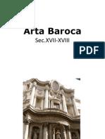 ArtaXVII baroca