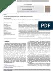 Energy Demand Prediction Using GMDH Networks