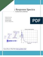 Elastic Response Spectra V1.0 2