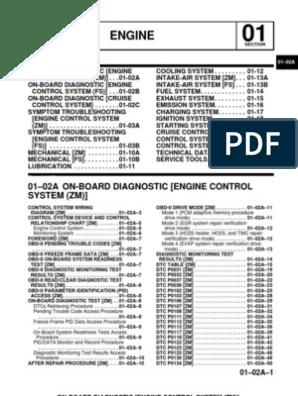 wiring diagram ford laser 1990 mazda 323  ford laser 2002 service manual 01 engine systems  mazda 323  ford laser 2002 service