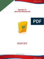 Agenda 21 Advocacy Resources