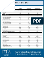 Comparison Spec Sheet - GH SL CB