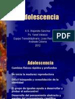 Adolescencia 1ºA hc