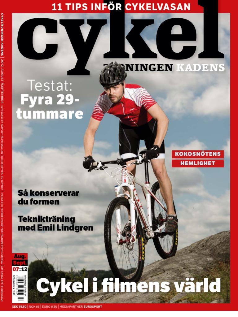 Cykeltidningen Kadens   7 81e5af86705c0