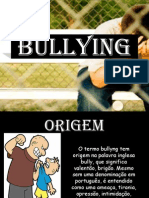 Bullying SEMINÁRIO