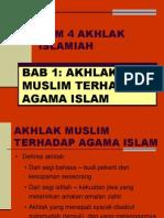 Kbm 4 Akhlak Bab 1