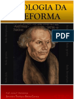 Teologia da Reforma (trecho de apostila)