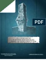 El concreto y otros materiales para la construcción [Libro]