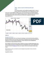 Dow Jones startet mäßig_31.10.2012