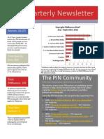 Public Insight Network Newsletter Q3 2012