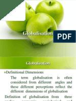 Globalisation(Unit v)