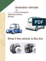 Next Generation Vehicles