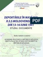 Deportarile in Masa Ion Varta