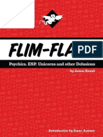 Flim-Flam! Psychics, ESP, Unicorns, And Other Delusions - James Randi