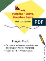 Calculo I - Funcoes