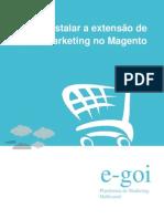 Como Instalar a Extensao de Email Marketing No Magento