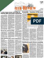 Pioneer Review, November 1, 2012