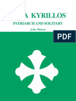 CCR_Pope Kyrillos Edition