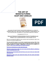 The Art of Candle and Soap