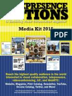 Telepresence Options 2015 Media Kit