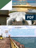 BOLETÍN HIDROMETEOROLÓGICO CONJUNTO  - CUENCA DEL RÍO PARANÁ - PARAGUAY - PORTALGUARANI