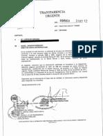 Respuesta Minvu por expropiación CDJ