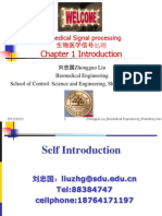 Chapter1 Intro of Biomedical Signal Processing
