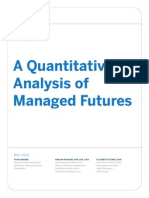 a quantitative analysis of managed futures