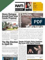 November 2012 Uptown Neighborhood News