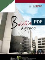 Boletín noviembre 2012 AGEPCC | FCCTP