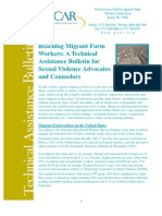 TAB 2007 Spring Reaching Migrant Farmworkers