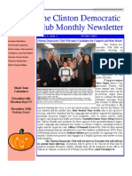 October 2012 Newsletter FINAL