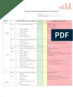 Guía técnica para la evaluación rápida del desarrollo (SALUD DE TLAXCALA_PASIA)