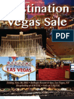 Sale Catalog - Destination Vegas Sale