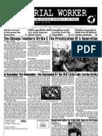 Industrial Worker - Issue #1750, November 2012