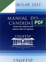 Manual Do Candidato 2013