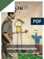 Cartilha Da Pessoa Presa 2011