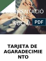 Documentos Sociales