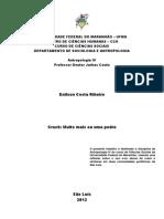 UNIVERSIDADE FEDERAL DO MARANHÃO (capa)