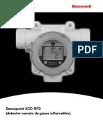 Manual Esp. Sensepoint Gas