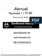 Manual Haxorware 1.1 R38 PT-BR