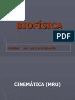 Biofisica-cinematica