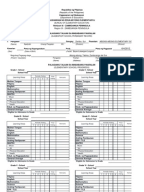 PDS CS Form 212 (Revised 2005) Personal Data Sheet | Civil ...