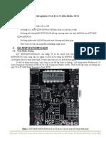 Lab MSP430 2012